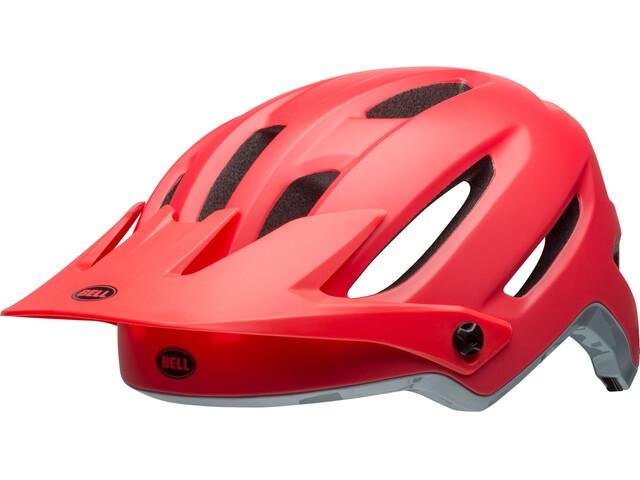 Bell 4Forty MTB Helmet hibiscus/smoke